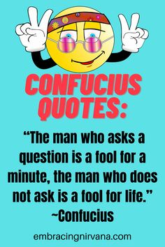 49 Confucius Quotes at embracingnirvana.com #zen #confucius #embraciingnirvana #RGRamsey Confucius Quotes, Buddhist Teachings, Buddha Zen, Life Changing Quotes, Motivate Yourself, Success Quotes, Proverbs, Letting Go, Philosophy