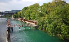 5 Lake and River Baths to try in Zürich this Summer