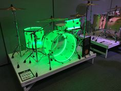 Pearl Drums Crystal Beat - new configuration