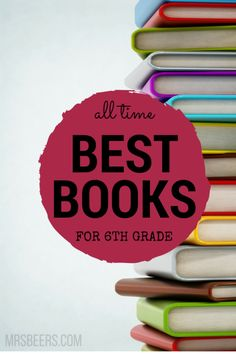 BEST BOOKS for 6th Grade