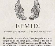 """Find and save images from the """"Greece/ Mythology"""" collection by Hallana Terra (Hallana_Terra) on We Heart It, your everyday app to get lost in what you love. Greece Mythology, Greek Gods And Goddesses, Greek And Roman Mythology, Hermes Tattoo, Spirit Fanfic, Son Of Zeus, Roman Gods, Legends And Myths, Heroes Of Olympus"""