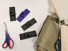 Šití ústních roušek nutí k improvizaci. Jak nahradit… | iReceptář.cz Wallet, Pocket Wallet, Handmade Purses, Diy Wallet, Purses