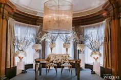 WedLuxe– An Extravagant Wedding Fit For A Princess | Photography by: JuMi Story Follow @WedLuxe for more wedding inspiration!