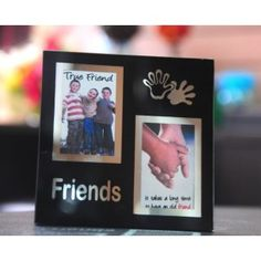 Frame Cermin 5 x 5  Capture your favourite moment in this beautil frame.