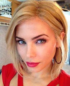 Jenna Dewan Tatum New Blonde Short Bob