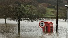 Flooding: UK government plans for more extreme rainfall Uk Weather, Weather Warnings, National Review, Golden Gate Bridge, Environment, England, How To Plan, Places, Lugares