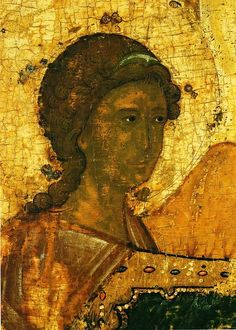 The Annunciation. 81 x Annunciation Cathedral of the Moscow Kremlin. The Church Feasts Range. Andrei Rublev, Christian World, Mandala, Russian Orthodox, Orthodox Icons, Sacred Art, Religious Art, Sculpture, Russia
