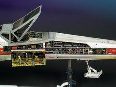 X-Wing 1/72 Scale Model
