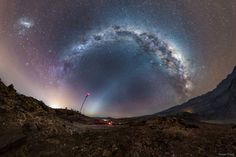 Milky Way and Zodiacal Light over Chile Image Credit & Copyright: Roman Ponča (ht: Masaryk U.) Astronomy Picture of the Day Sistema Solar, Angles Images, Chili, Roman, Astronomy Pictures, Nasa Images, Whirlpool Galaxy, Space And Astronomy, Nasa Space