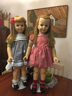 Patti Playpal getting s new torso  Marla's dolls