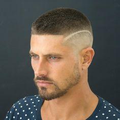 javi_thebarber_ summer haircut short hair men