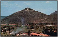 tucson az | Mountain - Tucson Arizona. c1940's