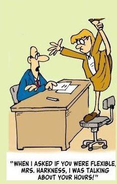 Funny Yoga Joke Cartoon Pictures