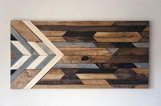 Wood Wall Art by RusticWarmthDecor on Etsy https://www.etsy.com/listing/189199678/wood-wall-art