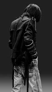 Dior Homme FW03 Luster Napoleon Jacket, by Hedi Slimane  Campaign image Hedi  Slimane, f31eaec0a92