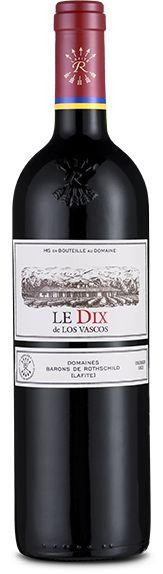 Le Dix de Los Vascos | Domaines Barons de Rothschild (Lafite)