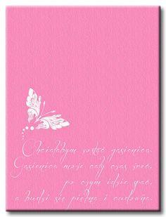 Dekoracje do domu - Różowe akcenty - Inspiracje - DecoArt24.pl