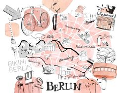 "Sehen Sie sich mein @Behance-Projekt an: ""Berlin Map"" https://www.behance.net/gallery/46278233/Berlin-Map"