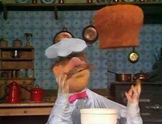 Jim and Frank, Swedish Chef
