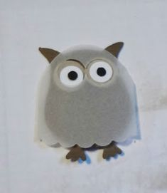 Ghost - the owl punch ideas are never ending!