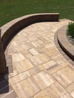 Highlight Your Landscaping This Year Cambridge Wallstones Create Beautiful Landscape Walls Around Patio
