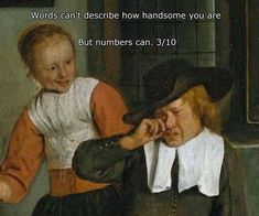 """19 Classical Art Memes That Are Way Better Than Walking Through A Museum - Funny memes that """"GET IT"""" and want you to too. Get the latest funniest memes and keep up what is going on in the meme-o-sphere. Renaissance Memes, Medieval Memes, Jesus Meme, Stupid Funny Memes, Funny Relatable Memes, Funny Quotes, Funny Stuff, Hilarious, Funny Sarcasm"""