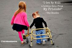 Special Needs Quotes Inspirational Quote | To the world you may not be much, but to one person, you might just ...  http://ElissaHenkin.com Advocate Education Consultant