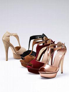 The Sexy Sandal - Colin Stuart - Victoria's Secret