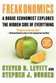 Freakonomics by Steven D. Levitt and Stephen J. Dubner is an easy, interesting book, even for people who do not usually like nonfiction or economics. Levitt addresses a number of questions in Freakonomics and uses straight-forward analysis to turn conventional wisdom on its head.