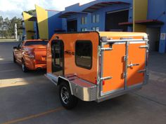 Brand new Cargolite aluminium camper trailer. Tow with small car or 4WD.