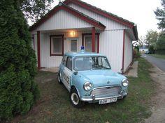 Mini Cooper Police