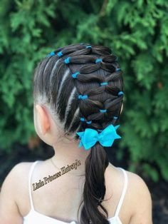 for girls Toddler Hairstyles Girl braids girls Girls Hairdos, Cute Little Girl Hairstyles, Baby Girl Hairstyles, Princess Hairstyles, Braided Hairstyles, Toddler Hairstyles, Hairstyles Videos, Natural Hair Styles, Short Hair Styles