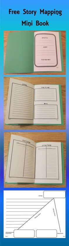 This mini book may be used to map any book. Students fill in story elements including characters, setting, point of view, mood, story plot, symbolism, conflict, theme, and important quotes.: