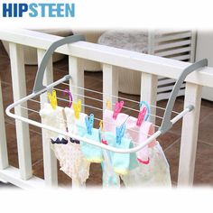 Cheap clothes rack, Buy Quality laundry drying hanger directly from China clothes rack dryer Suppliers: HIPSTEEN Multifunction Indoor & Outdoor Folding Clothes Rack Drying Laundry Hanger Dryer - White