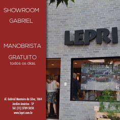 Venha nos visitar hoje na Gabriel!