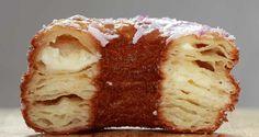 la fameuse recette du Cronut dont les américains raffolent.