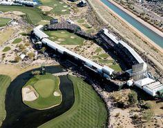 Phoenix Open: The Tech-Friendly #Tournament #Golf #WasteManagement #PhoenixOpen www.AZFoothills.com