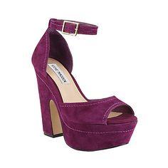 Not gonna lie..I miss my shoes! Steve Madden Grettta