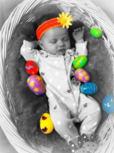 my easter baby