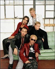 Backstreet Boys, Good Music, My Music, Backstreet's Back, Brian Littrell, Donnie Wahlberg, Nick Carter, Trade Show, Boy Bands