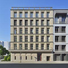 Patzschke & Partner Architekten » Friedrichswerder K7