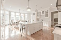 Kitchen - traditional - kitchen - new york - Huestis Tucker Architects, LLC