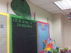 super hero classroom decor | Great superhero super learners classroom decor