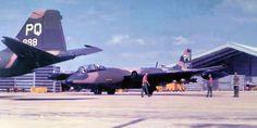 Martin B-57B Canberra - 8th Special Operations Squadron, Phan Rang AB, South Vietnam, 1968
