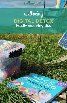 WELLBEING | How To Have A Tech-Free Family Camping Break Sharing our lives on social media is so ingrained, it's become an automatic response. If we're glued to our mobile phones, we're influencing our children's behaviour and it stands to reason that they will seek the same level of digital distraction. #camping #campingtips #familycamping #detox
