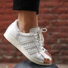 Adidas Superstar 80s Metal Toe Rose FF8785