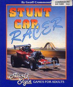 Stunt Car Racer - Amiga 500