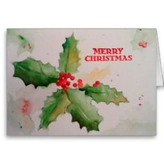Watercolor Christmas Card Plan Your Design This card was painted on Strathmore Watercolor Card which are 5″ x 6-7/8″ and 140# . Begin by positioning the holly leaves as you desire. I will be using a stamp for the words so I put the stamp in position as I plan. I use a watercolor pencil […]