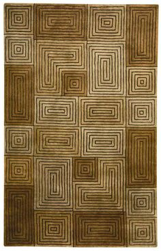 One word: #texture || Andes Bronze Rug furniture.cort.com