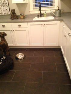 24 Best Black Ceramic Floor Tile Images Grey Tiles
